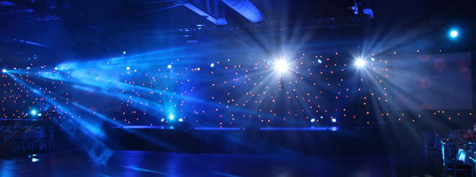 SVL hire-lighting
