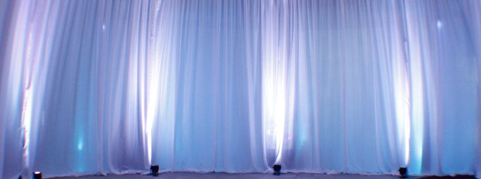 Room Draping And Transformations Svl Hire