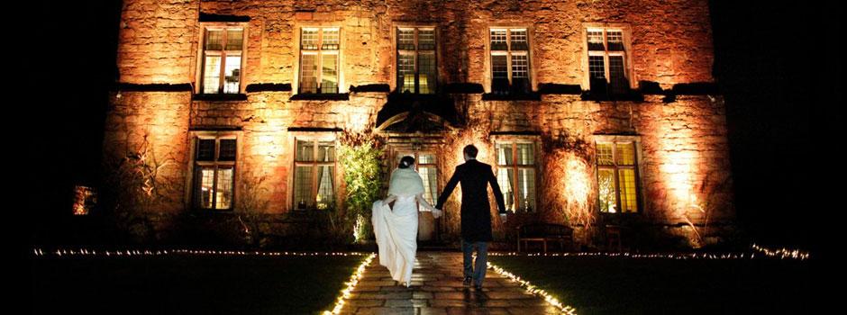 SVL Hire wedding_extlighting