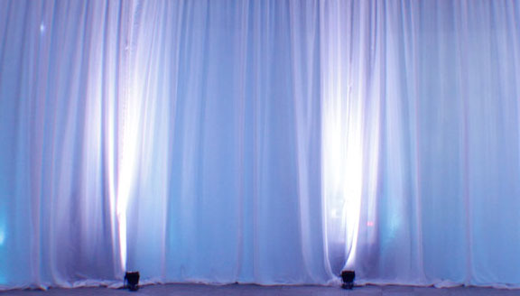 SVL Wedding Draping