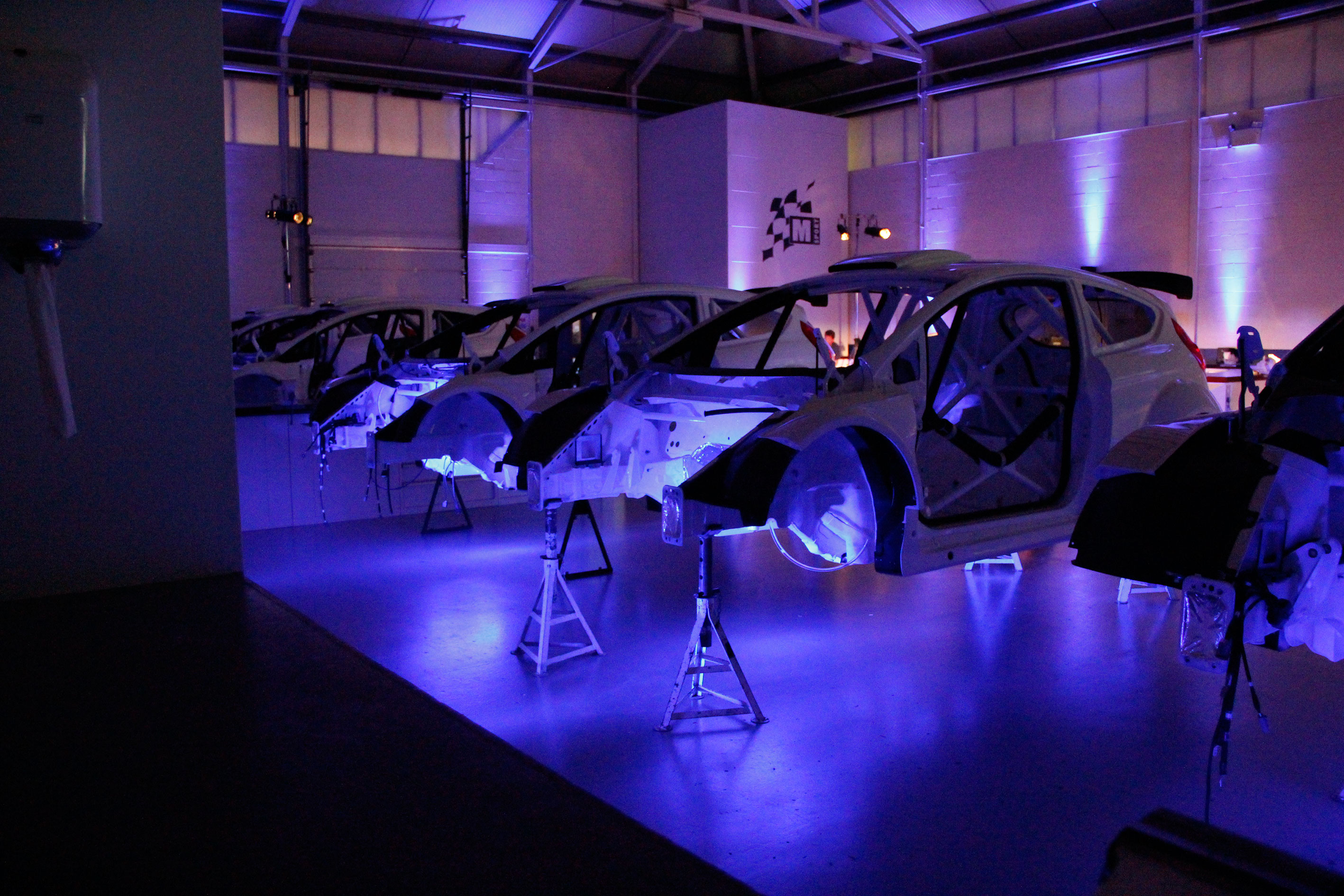 Car Launch Lighting & Car Launch Lighting - SVL Hire
