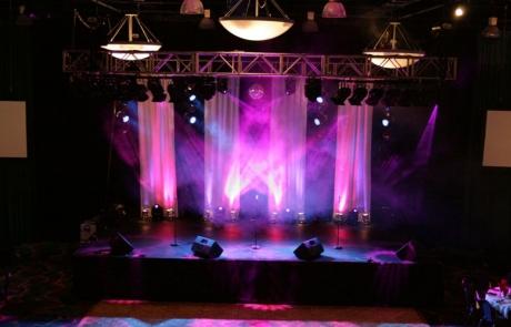 Bolton Show Lighting