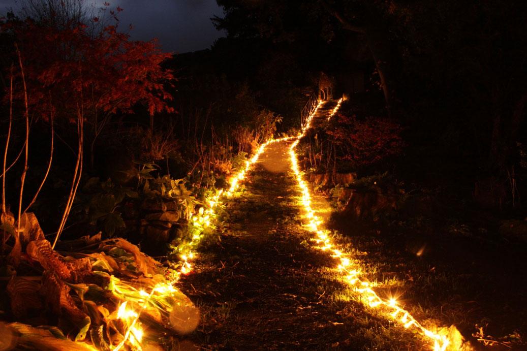 Mill Hall Pa >> Askham Hall Wedding Lighting - SVL Hire